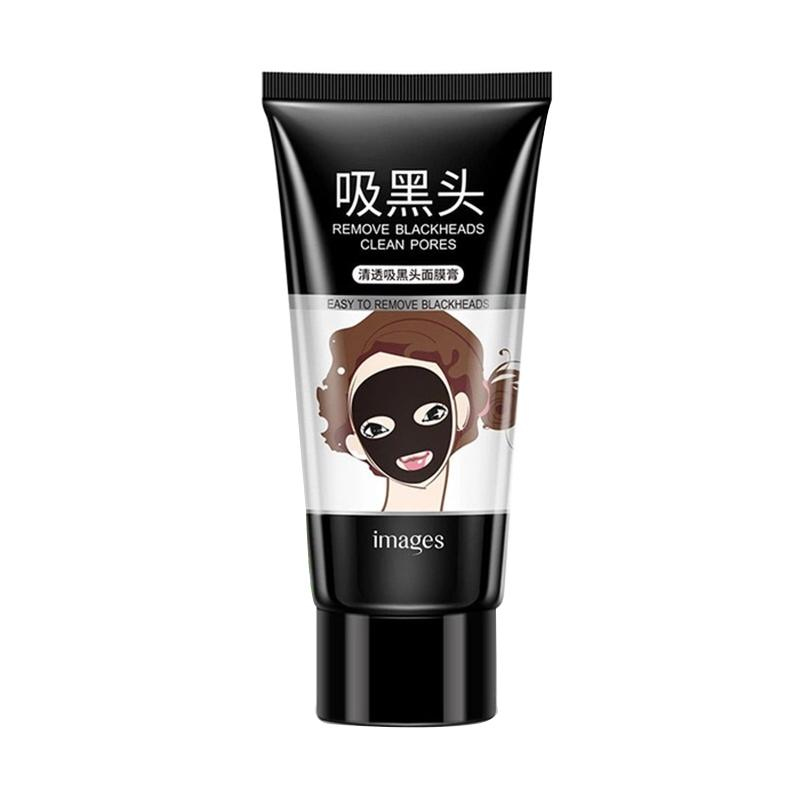 images Blackhead Carbon Charcoal Black Mask