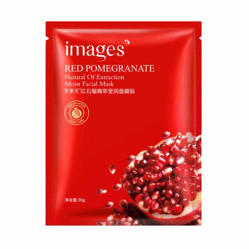 images Red Pomegranate Mask