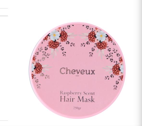 Cheveux Raspberry Hair Mask