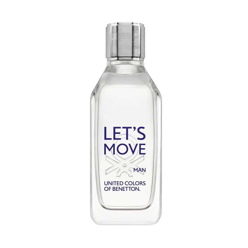 Benetton Let's Move for Men