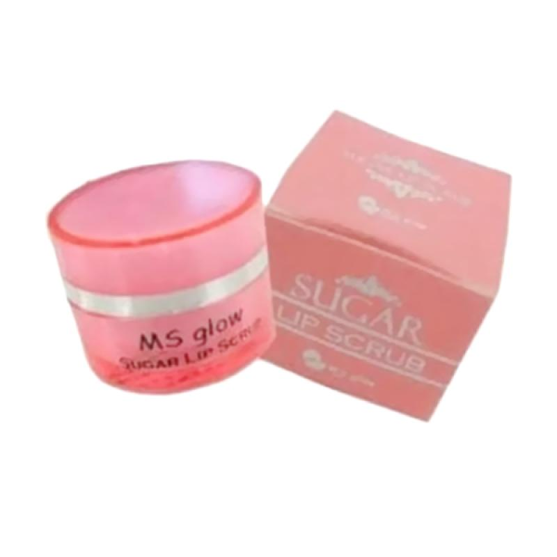 MS Glow Sugar Lip Scrub