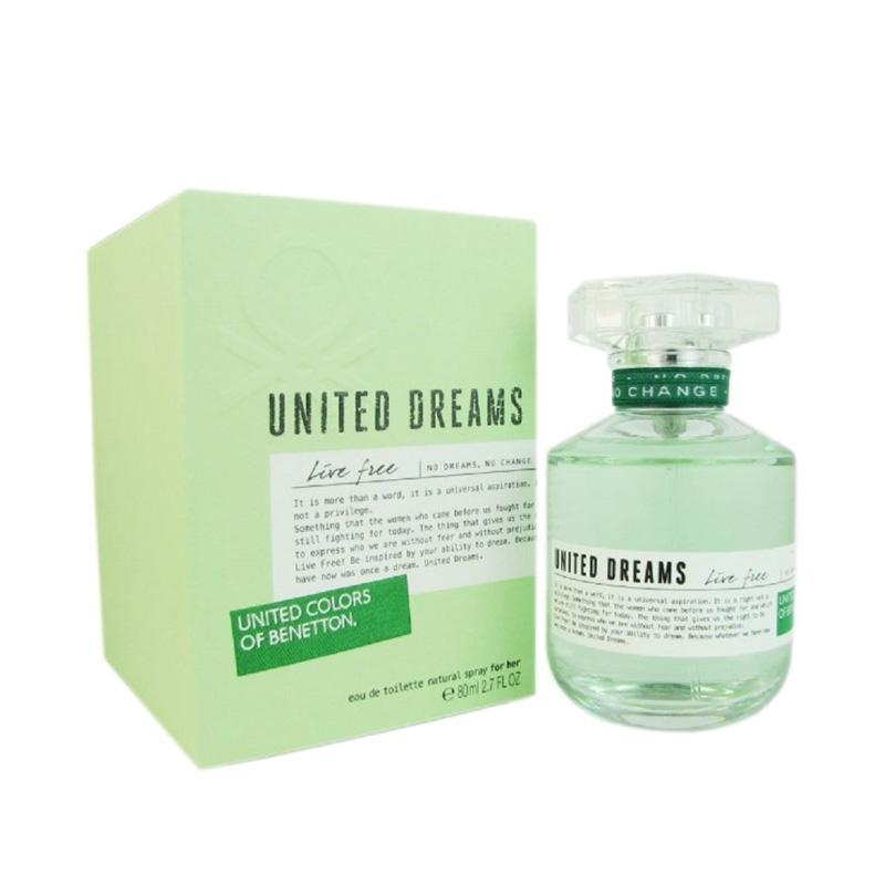 Benetton United Dream Live Free