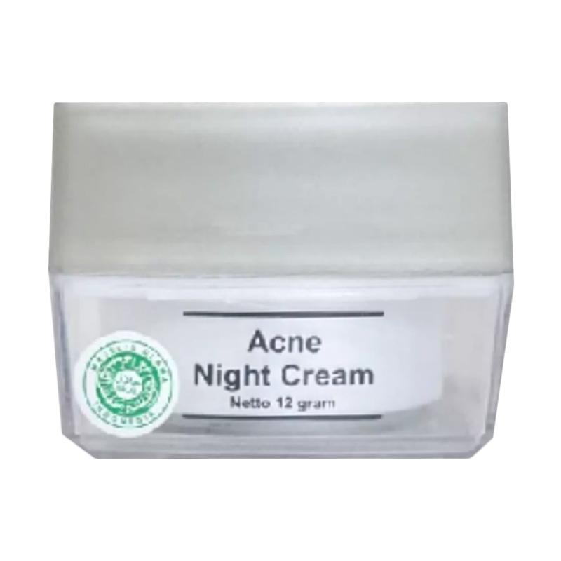 MS Glow Acne Night Cream