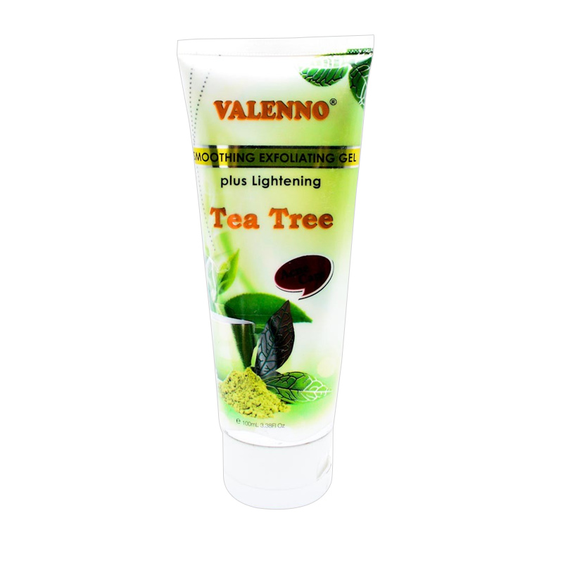 Valenno Smoothing Exfoliating Plus Lightening Tea Tree