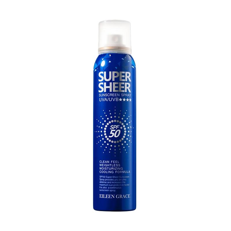 Eileen Grace SPF50 Sunscreen Cooling Spray