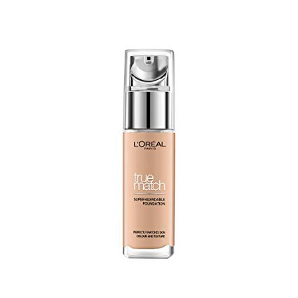Loreal Paris True Match Liquid Foundation