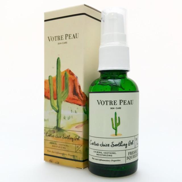 Votre Peau Cactus Juice Soothing Gel