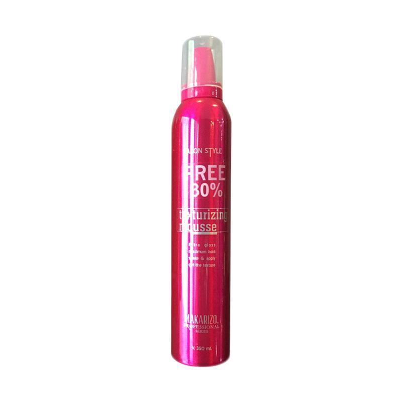 Makarizo Texture Hair Mousse