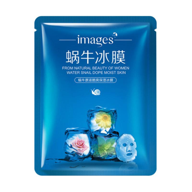 images Snail Moisturizing Face Mask