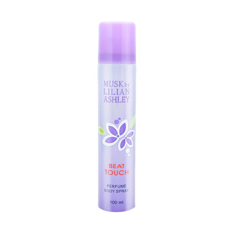 Musk by Lilian Ashley Body Spray