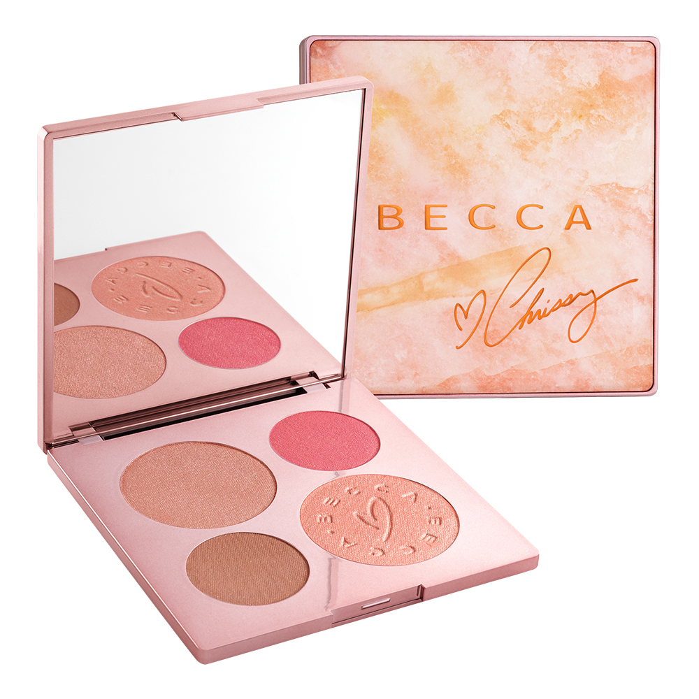 Becca Becca X Chrissy Taigen Glow Face Palette