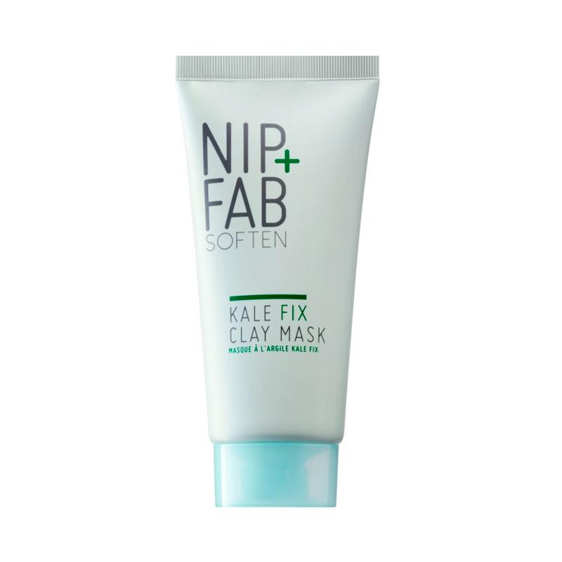 NIP+FAB Kale Fix Clay Mask