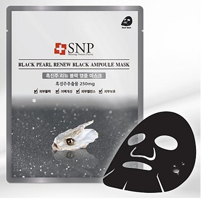 SNP Gold Pack Pearl Mask