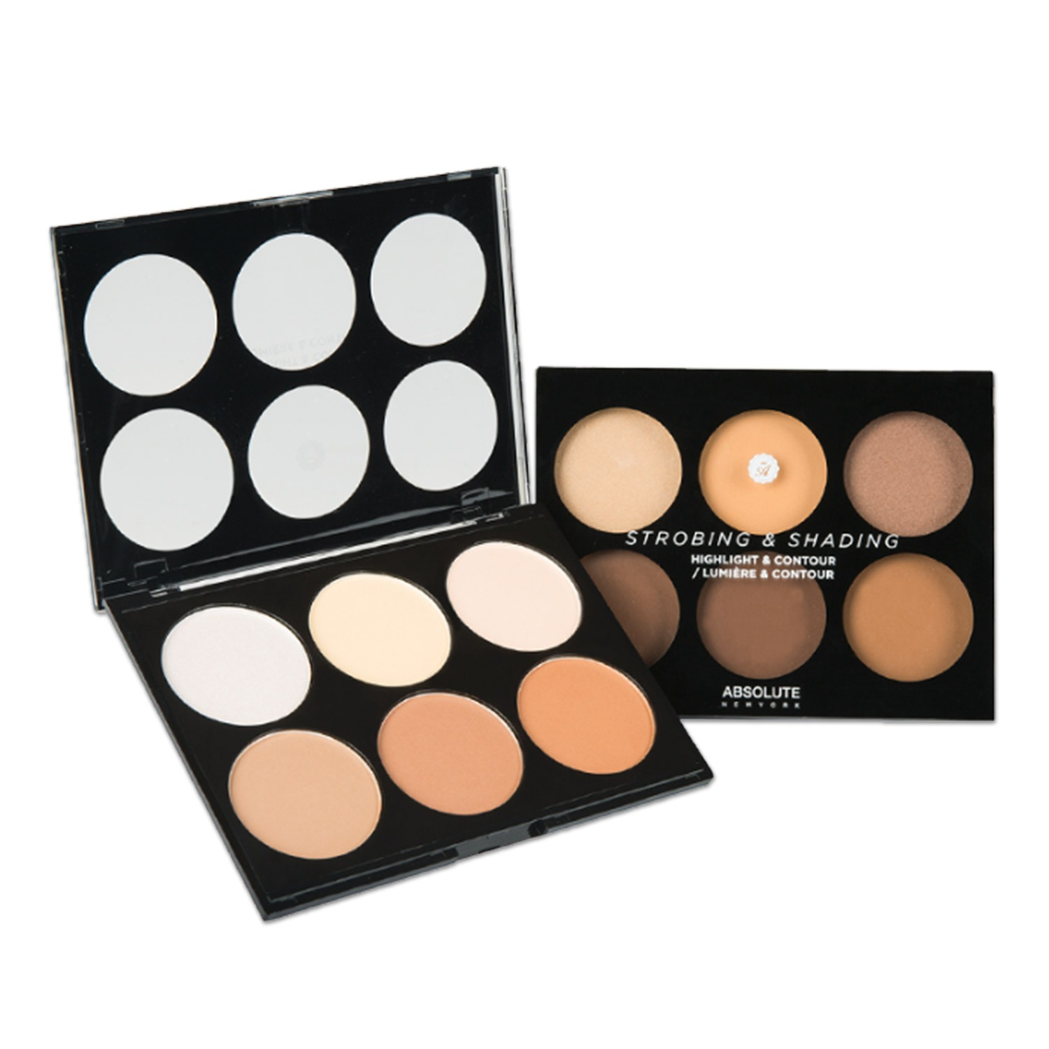 Absolute New York Strobing & Shading Palette