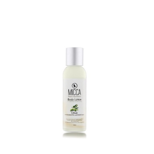 Micca Beauty BODY LOTION OLIVE