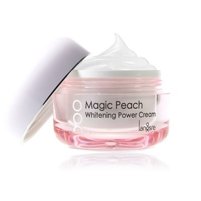Langsre Peach Whitening Power Cream