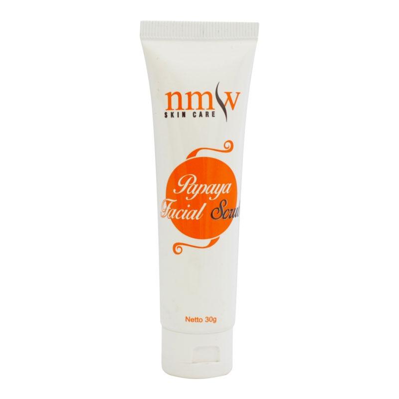 NMW Papaya Facial Scrub