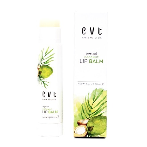 Evete Naturals Tropical Coconut Lip Balm