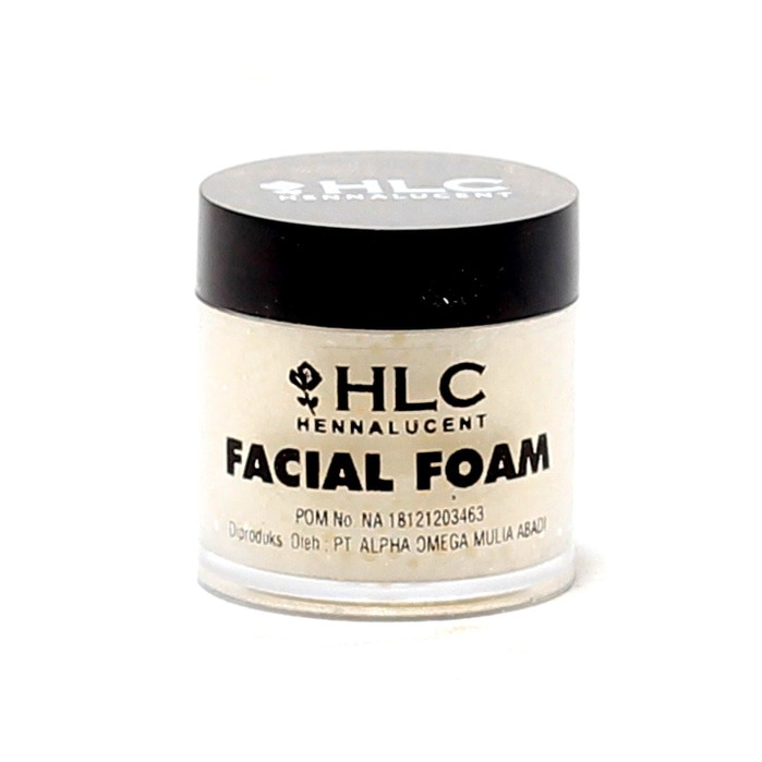 HLC Facial Foam