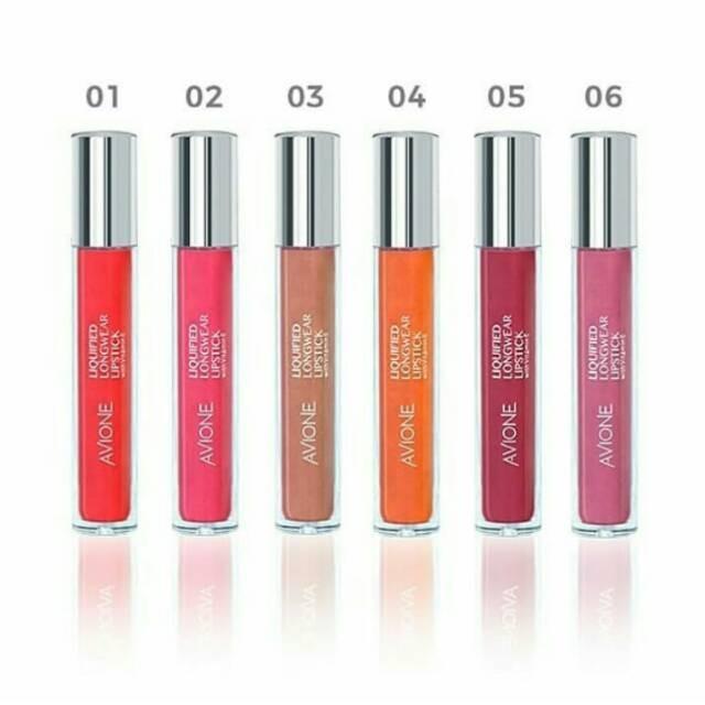 Avione Liquified Longwear Lipstick Lip Cream Lip Matte Quinn