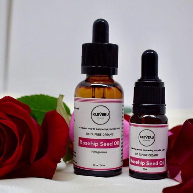 Kleveru Rosehip Seed Oil
