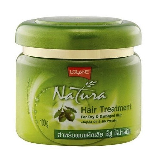 Lolane Natura Extra Hair Treatment Jojoba Oil