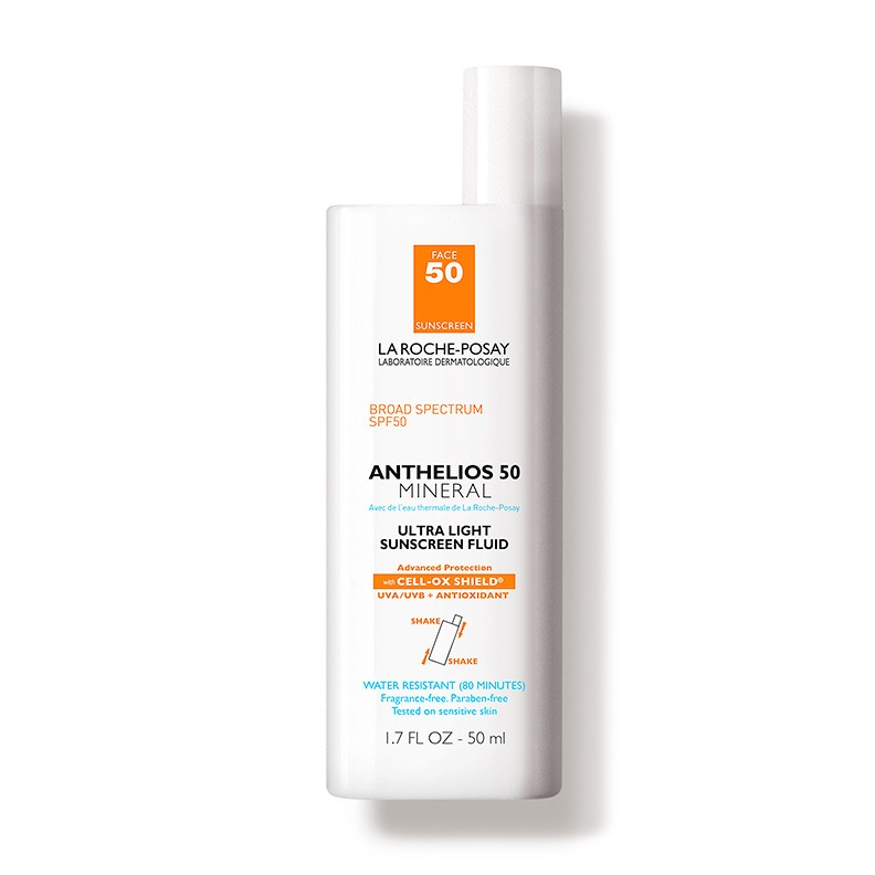 La Roche-Posay Anthelios Mineral SPF 50 Sunscreen