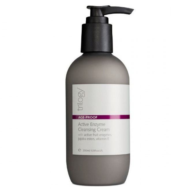 TRILOGY Active Enzyme Cleanser