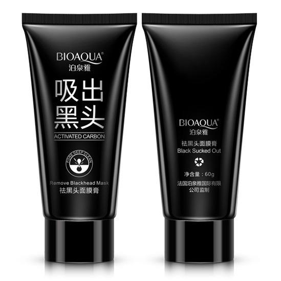 Bioaqua Remove Blackhead Mask with Activated Charcoal