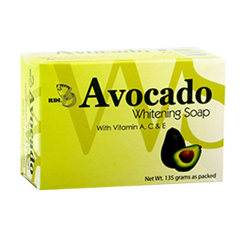 RDL Avocado Brightening Soap