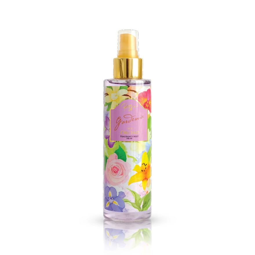 ROSSA Gardenia Sweet Orchid Fragrance Mist
