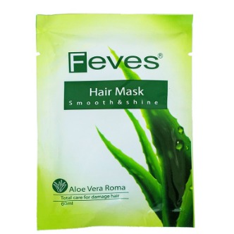 Feves Feves Mask - Aloevera