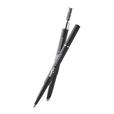 empro The Black Edition Triangular Brow Pencil
