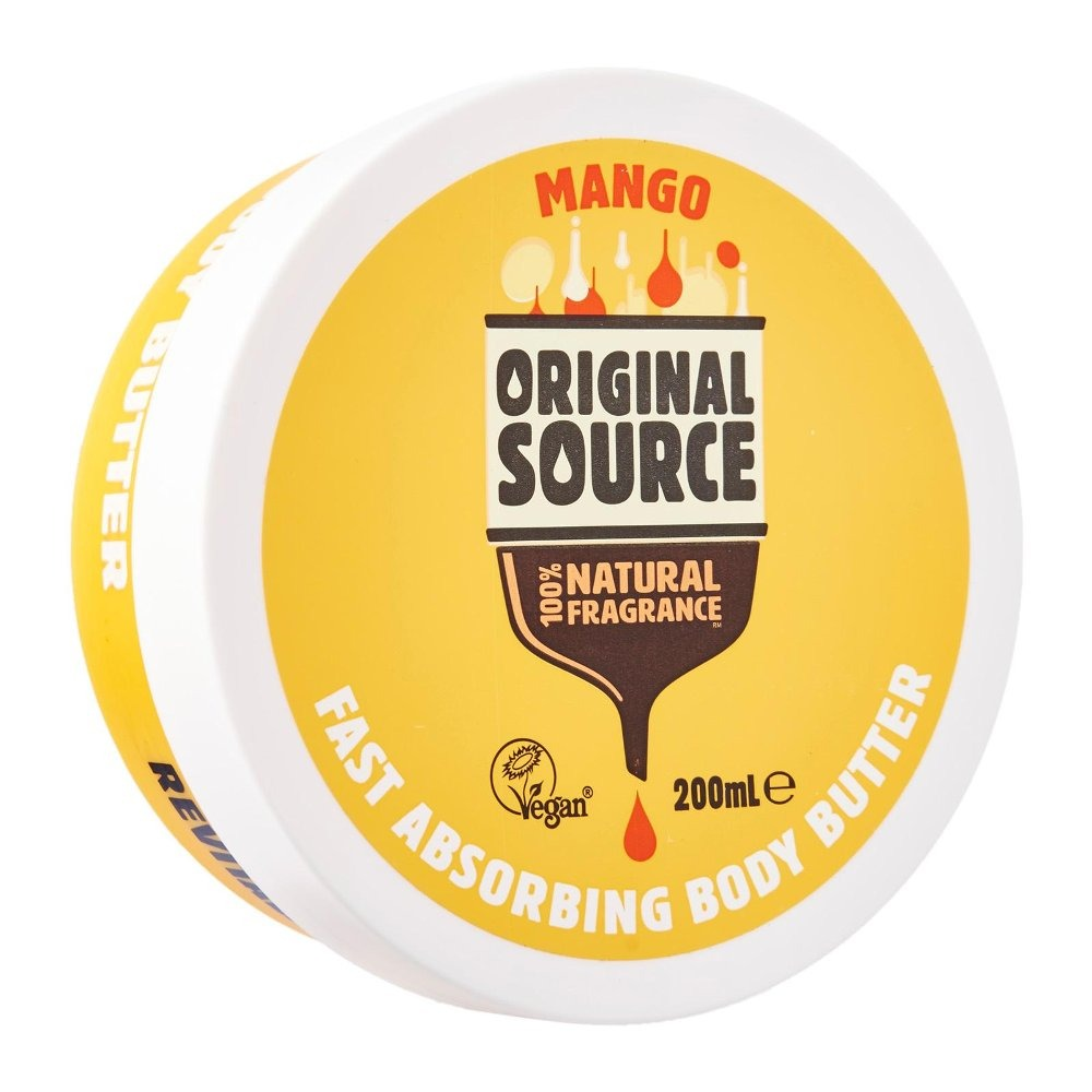 Original Source Mango Body Butter