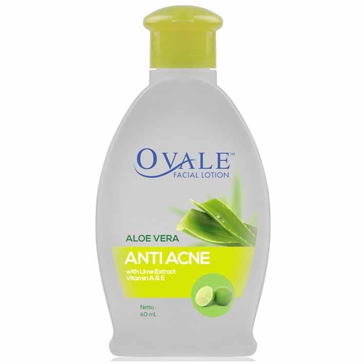 Ovale Facial Lotion Anti Acne