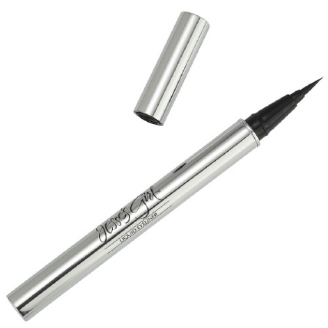 Jesses Girl Liquid Eyeliner Waterproof - black