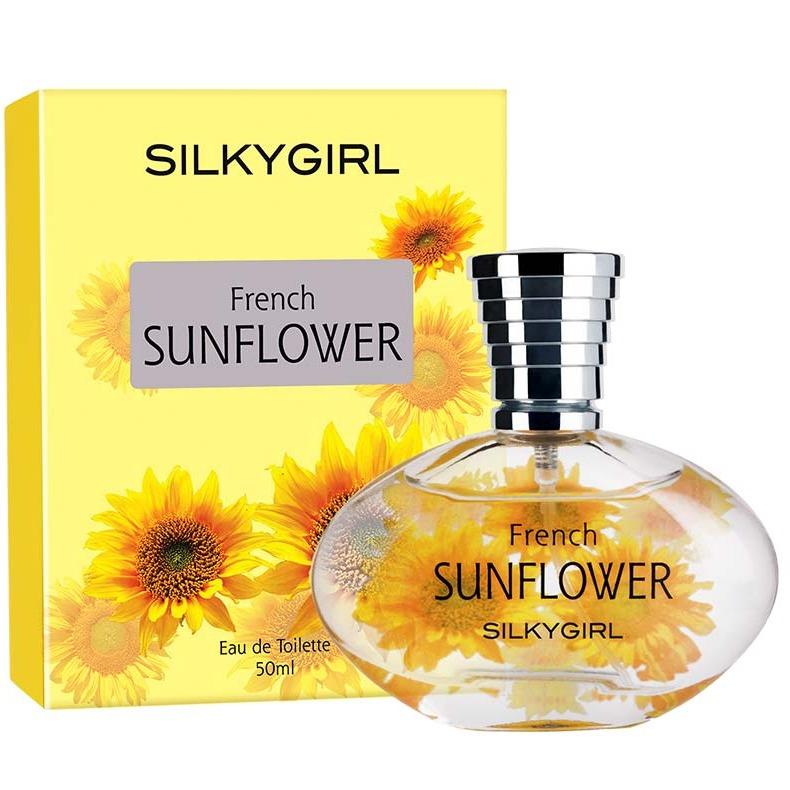 SILKYGIRL French Sunflower EDT