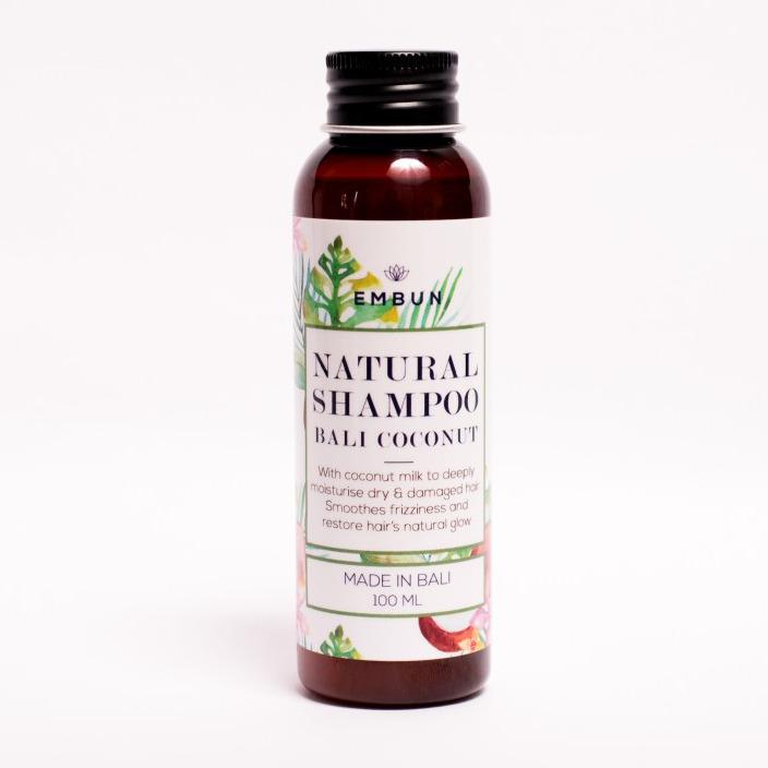 Embun Natural Shampoo Coconut