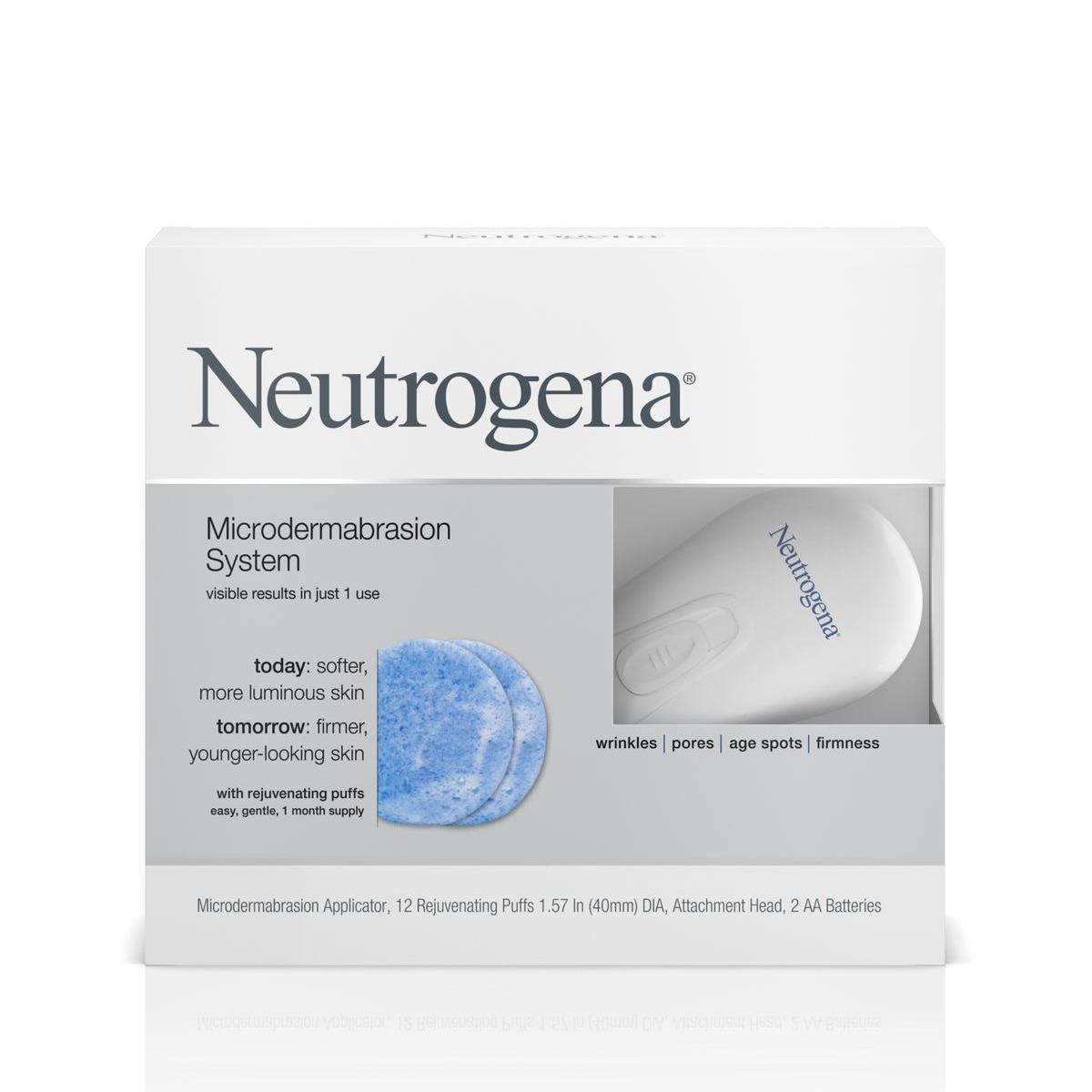 Neutrogena Microdermabrasic System