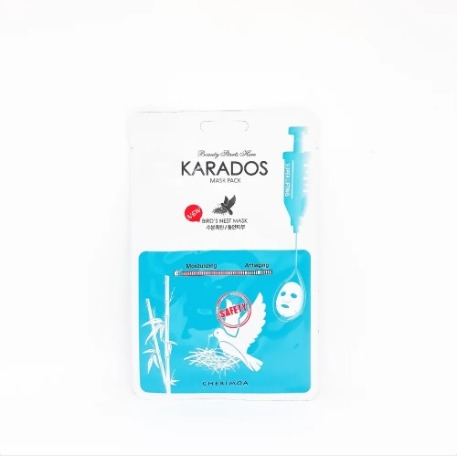 Cherimoa Karados - Bird's Nest Mask
