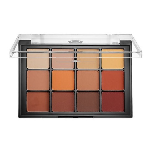 Viseart Eyeshadow Palette - 10 Warm Neutral Mattes