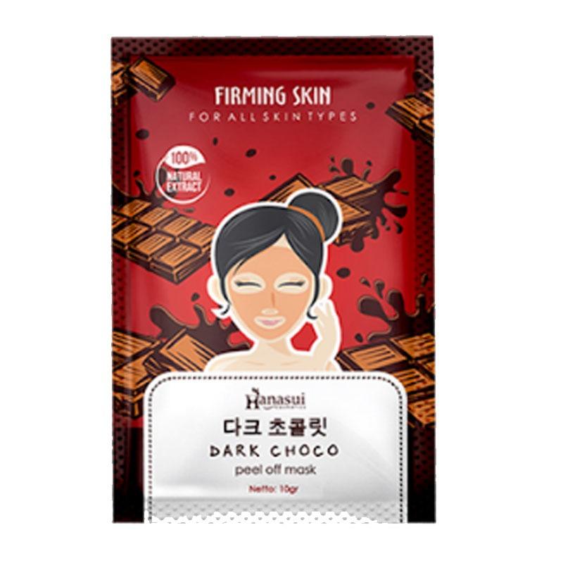 Hanasui Dark Choco Peel Off Mask