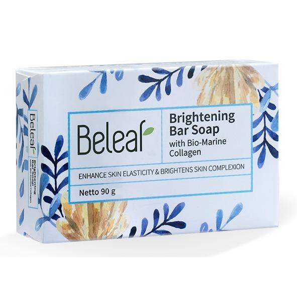 Beleaf Brightening Bar Soap
