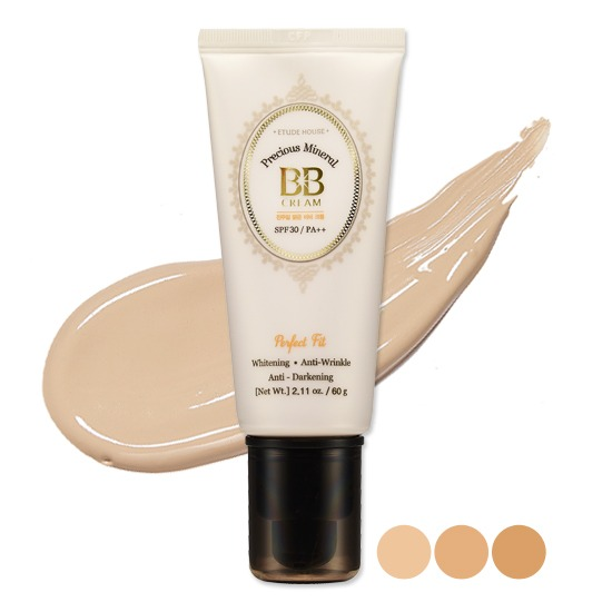 Etude House Precious Mineral BB Cream Perfect Fit