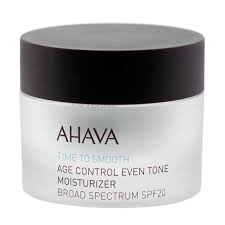 Ahava Age Control Even Tone Moisturizer