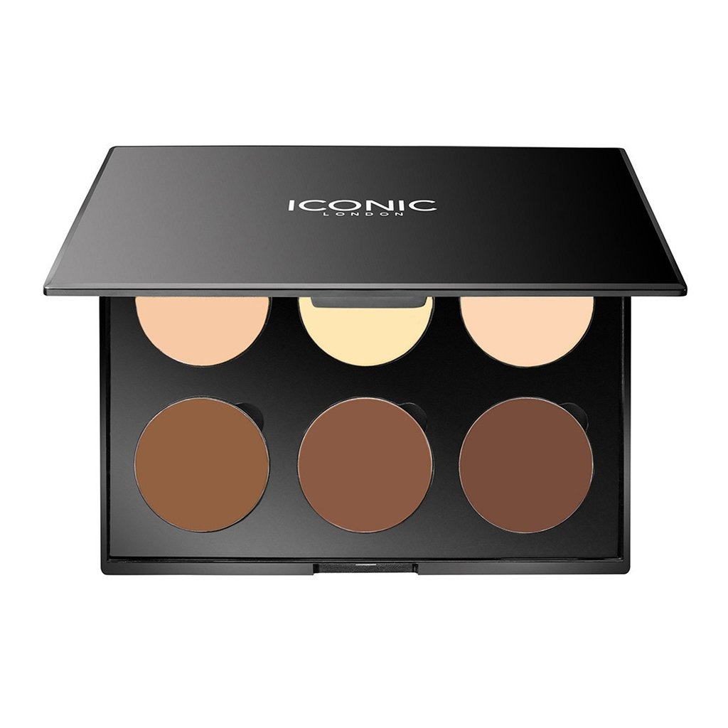 Iconic London Multi Use Cream Contour Palette