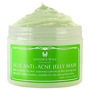 Annies Way Aloe Anti Acne Jelly Mask