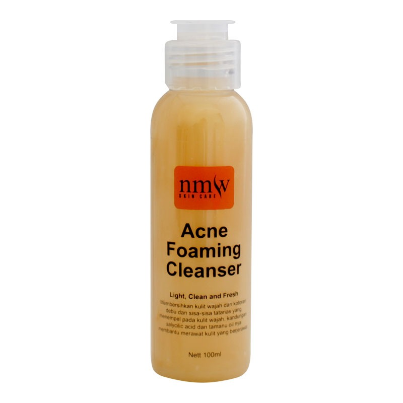 NMW Acne Foaming Cleanser