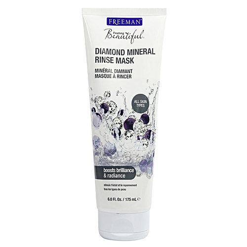 Freeman Beauty Diamond Mineral Rinse Mask