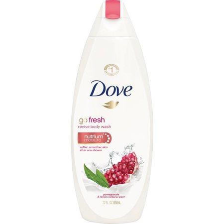 Dove Go Fresh Revive Body Wash Pomegranate and Lemon Verbena